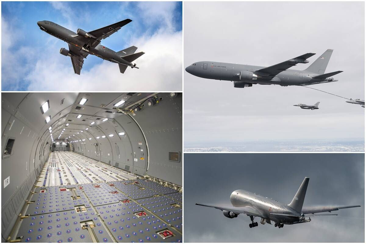US Aerospace Giant Boeing Offers KC-46 Tankers To IAF! Dates Announced For The US Def Sec Visit To India