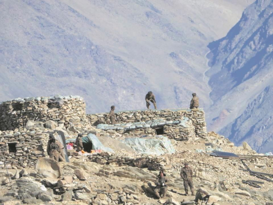Chinese Threat Looms Despite Ladakh Pullback