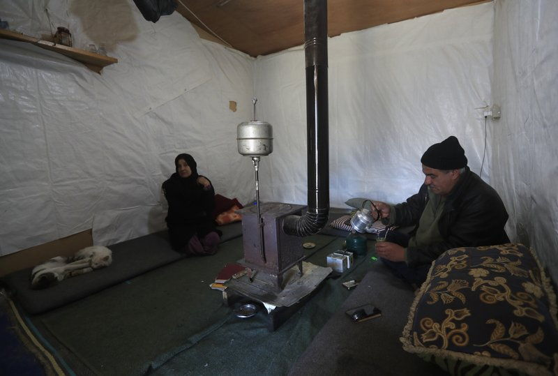 For Syrians, A Decade Of Displacement With No End In Sight