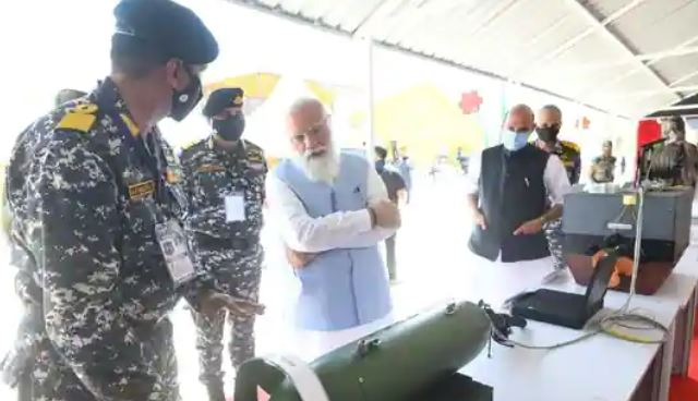 At Top Commanders' Meet, PM Modi Calls For Army To Become 'Future Force'