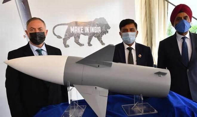 Kalyani Rafael JV Begins MRSAM Missile Kits Delivery To Armed Forces