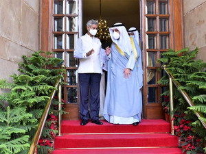 India, Kuwait Sets Up Joint Commission To Push Security Ties; Attracting Kuwaiti Investments
