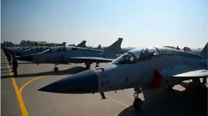 China-Pakistan's All-Weather Multi-Role Fighter JF-17 Turns Out To Be Failure