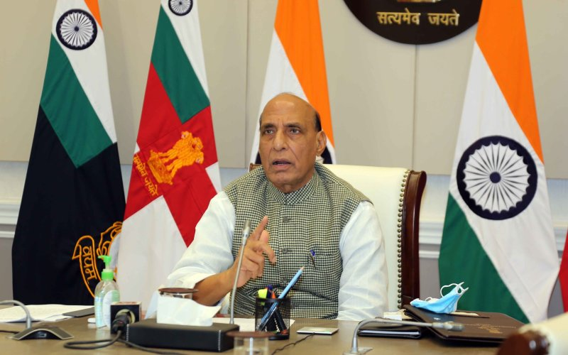 Connectivity Achieved On 59 Roads Along Border With China: Rajnath