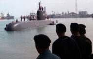 Indonesia Searching For Missing Submarine With 53 On Board