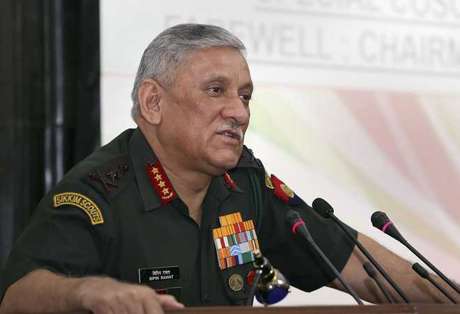 Gen Rawat's Assertion That China Tried To Change Status Quo In Eastern Ladakh 'Inconsistent With Facts': Chinese Military