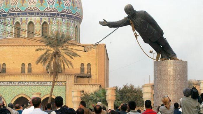 April 2003 - Audacious Choreography In Iraq