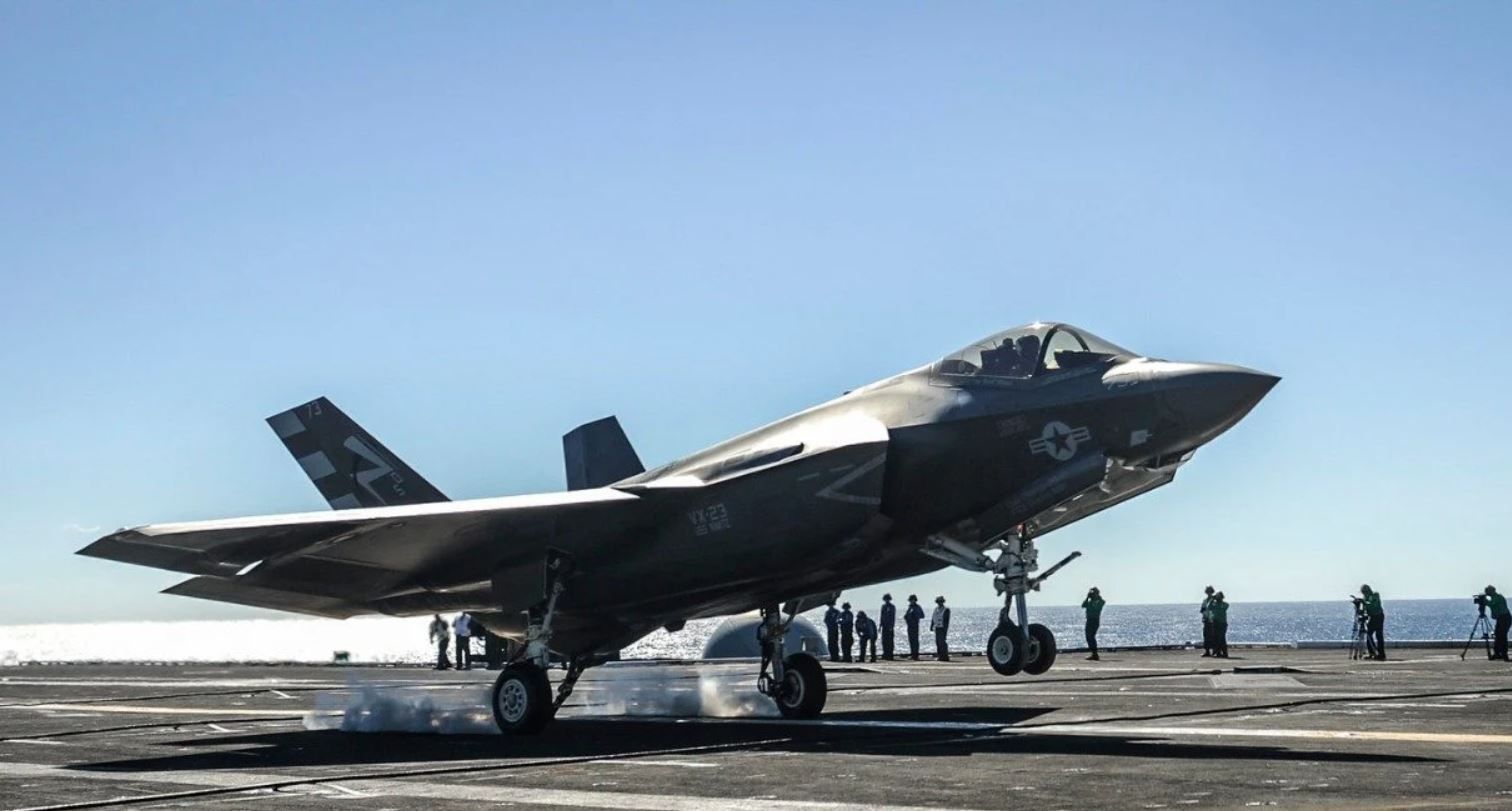 Could U.S. F-35 Stealth Fighters Soon Be Heading To India?