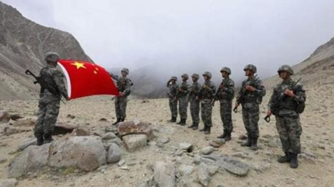 China Carrying Out Drives To Recruit Tibetans Amid Border Standoff With India
