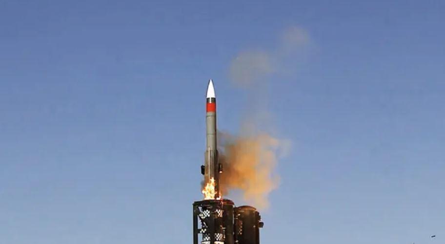 IAI's BARAK ER 150 Km Range Interceptor Completes Successful Trials