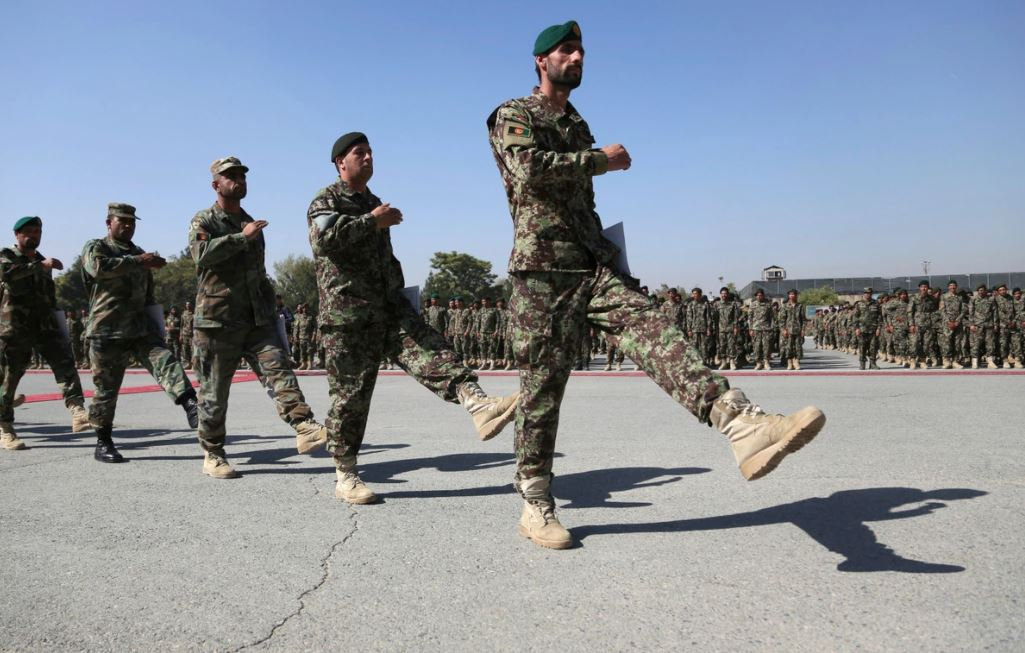 Afghan Military Will Collapse Without Some US Help, Says Top General In The Middle East