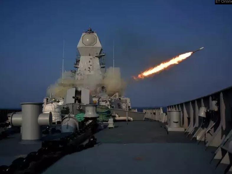 India-France Naval Bilateral Exercise Varuna-2021 Underway In Arabian Sea