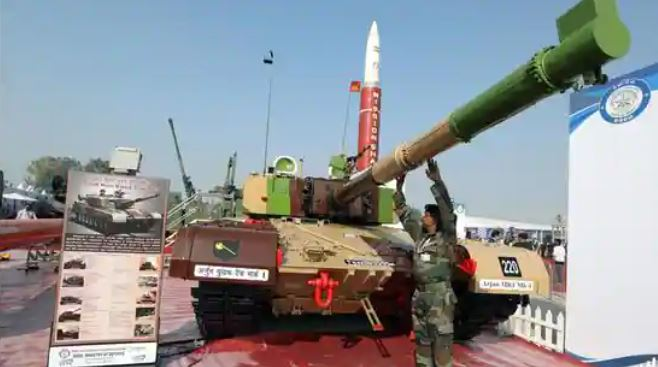 How India Aims To Boost Its Indigenous Defence Capabilities In Two Years