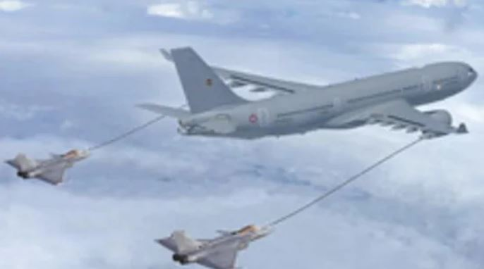 IAF Set To Lease A330 Mid-Air Refueller From France For Training