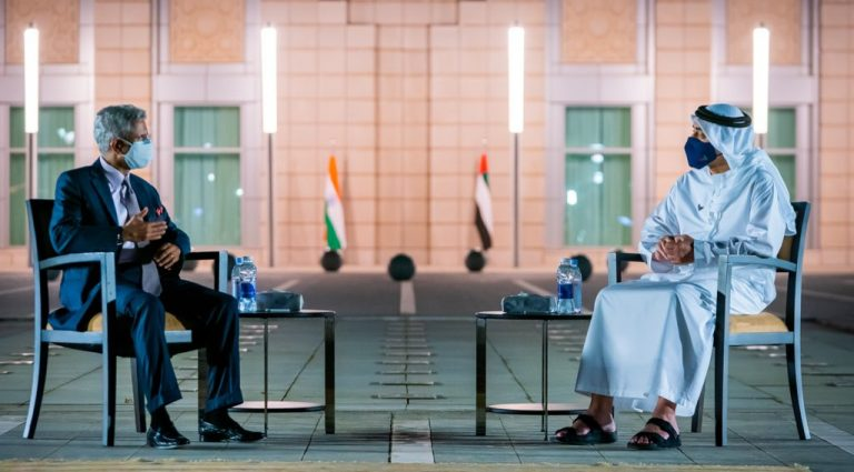 S Jaishankar Discusses Post-Covid Economic Recovery, Bilateral Ties With UAE Counterpart