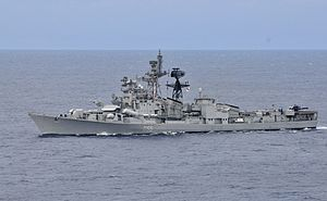 Indian Naval Ship Pays Goodwill Visit To Sri Lanka