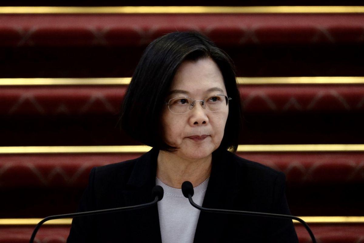China Eyes Taiwan