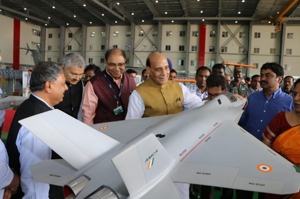 HAL AMCA: Why India Needs Its Own Lockheed-Martin To Develop 5th-Gen, Stealth Fighter Aircraft?