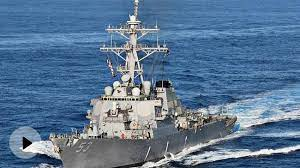 US Dials Down Tension Over Warship Passage Through India's Exclusive Zone