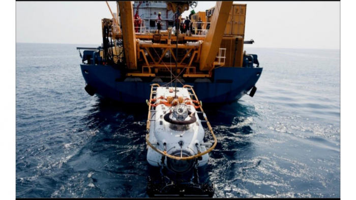 Indian Navy Dispatches Submarine Rescue Vessel To Help Indonesian Submarine