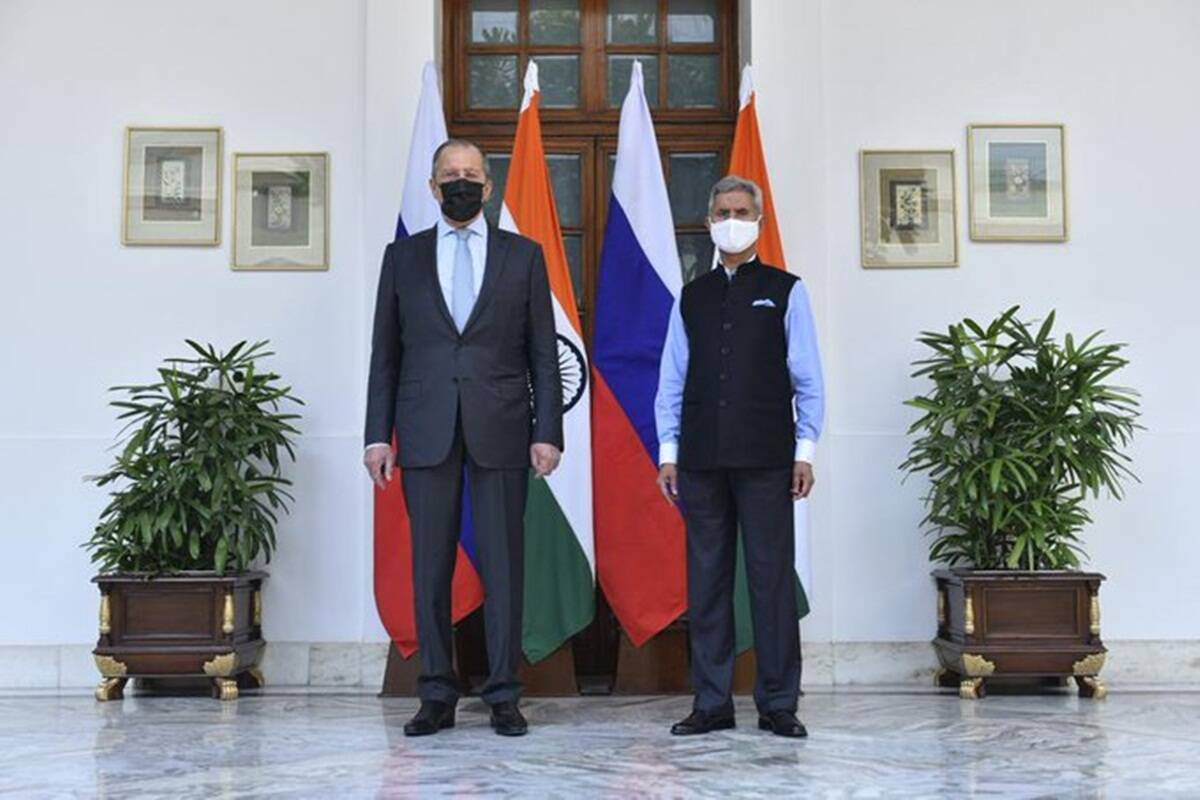 India-Russia Relations And The Impact Of Geostrategic Concept Of Indo-Pacific