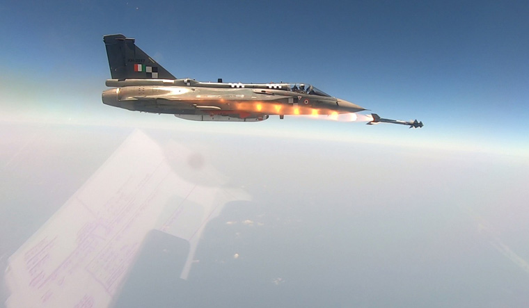'New' Israeli Missile For IAF: How Python-5 Missile Gives Tejas More Teeth