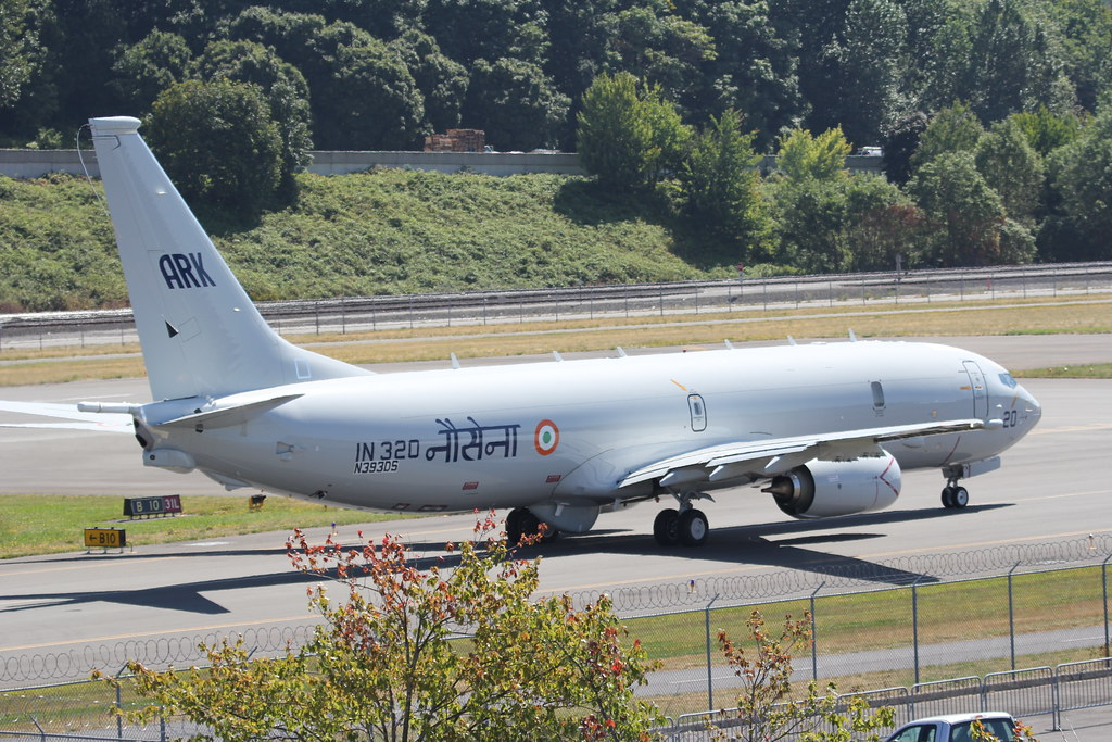 Boeing Reveals Offset Obligation To Indian Navy's P-8I 'Neptune' Aircraft Deal