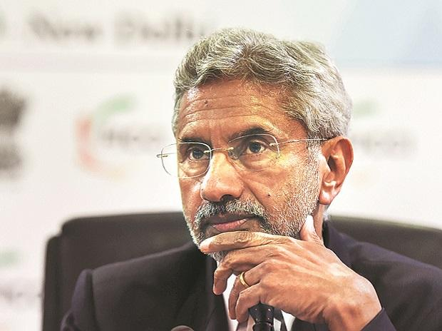 India-China Relations Going Through A 'Very Difficult Phase': Jaishankar