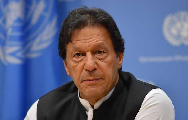 Pak PM Imran Appoints Moeed Yusuf As National Security Adviser