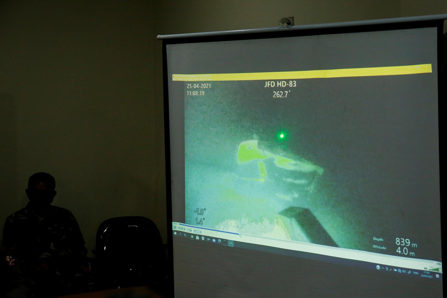 Sub Salvage Mission Brings Jakarta, Beijing Closer