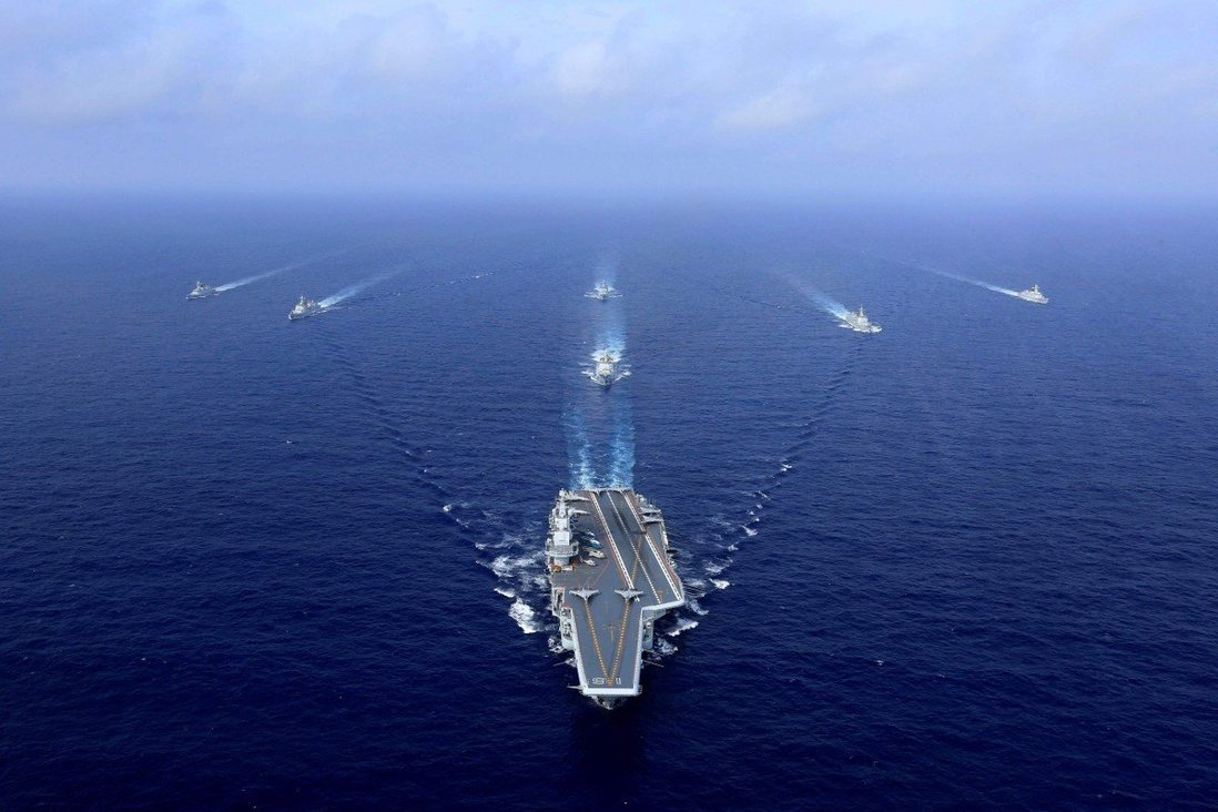 China's Aircraft Carriers: Can PLA Strike A Balance To Compete With US?