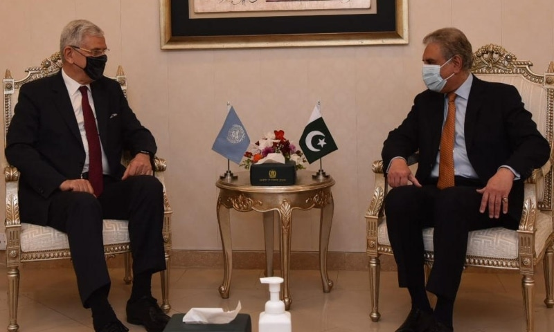 Pakistan's Duty to Raise Kashmir Issue More Vigorously at UN, Says UNGA President