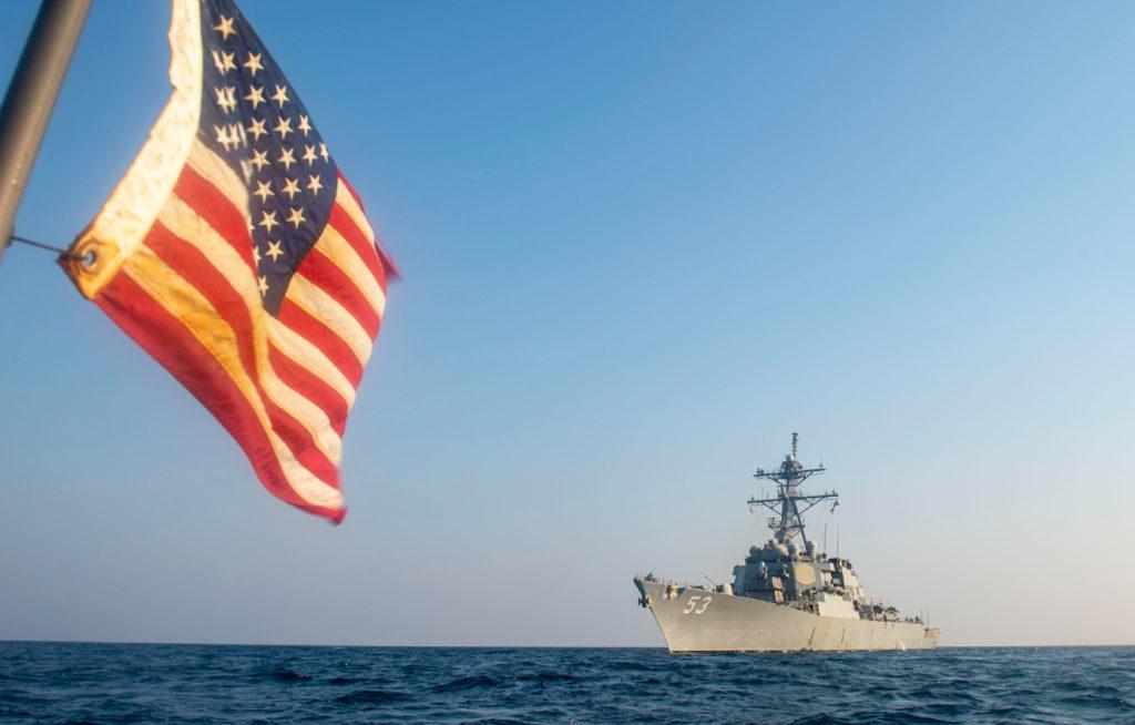 The U.s. Navy In The Indian Ocean: India's 'Goldilocks' Dilemma