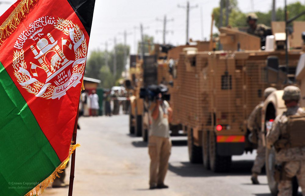 What US Withdrawal From Afghanistan Means For The Region