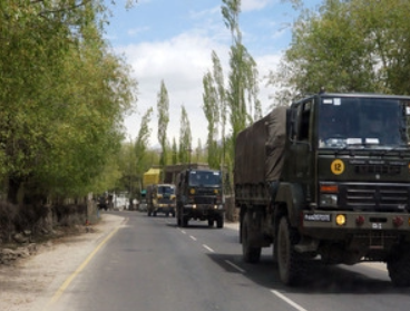 Indian Army Rapidly Develops Infrastructure For Troops At LAC In Ladakh, Northeast