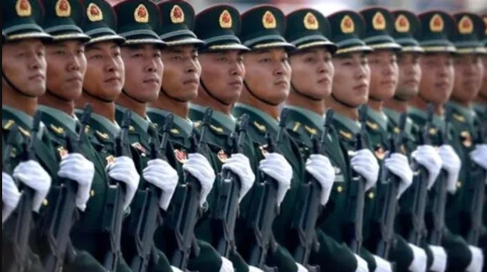 PLA Modernises Xinjiang's Military Units In 'Reaction' To India-China LAC Row