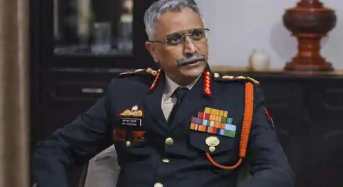 We Are Dealing With China In Firm And Non-Escalatory Way: Indian Army Chief