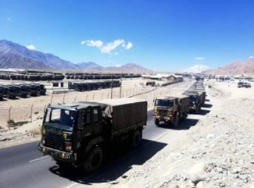 China's PLA Exercising In Its Depth Areas Opposite Ladakh, Indian Forces Watching Closely