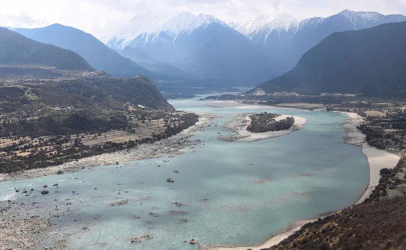 China Builds Key Highway Through Brahmaputra Gorge In Tibet Near Arunachal: Report