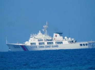 China Urges United States To Restrain Frontline Forces In Nearby Seas