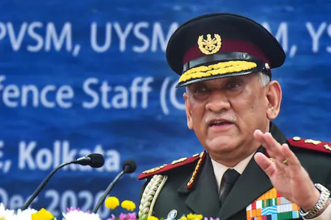 Border Issues Can't Be Resolved Overnight, Can't Afford to Lose Ground: CDS Bipin Rawat