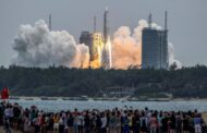 China's Rocket Is Coming Down With A Lesson — Avoid Schadenfreude On India's Covid Misery