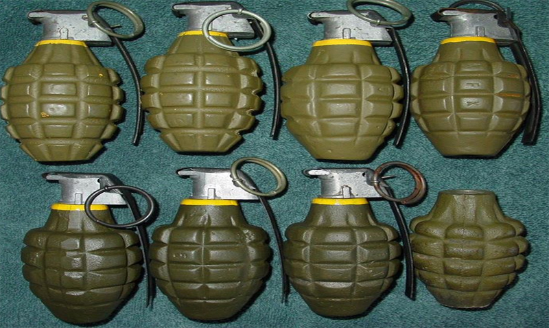 Solar Industries India Ltd To Deliver First Lot Of 40,000 Grenades To Indian Army