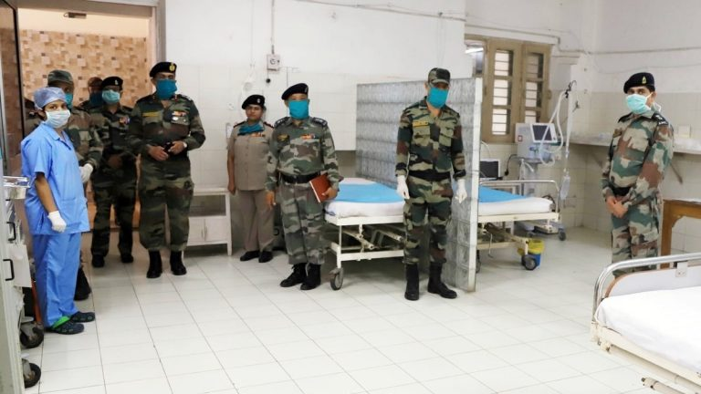 Army Sets Up Covid Management Cell To Assist Civil Authorities Amid Rising Infections