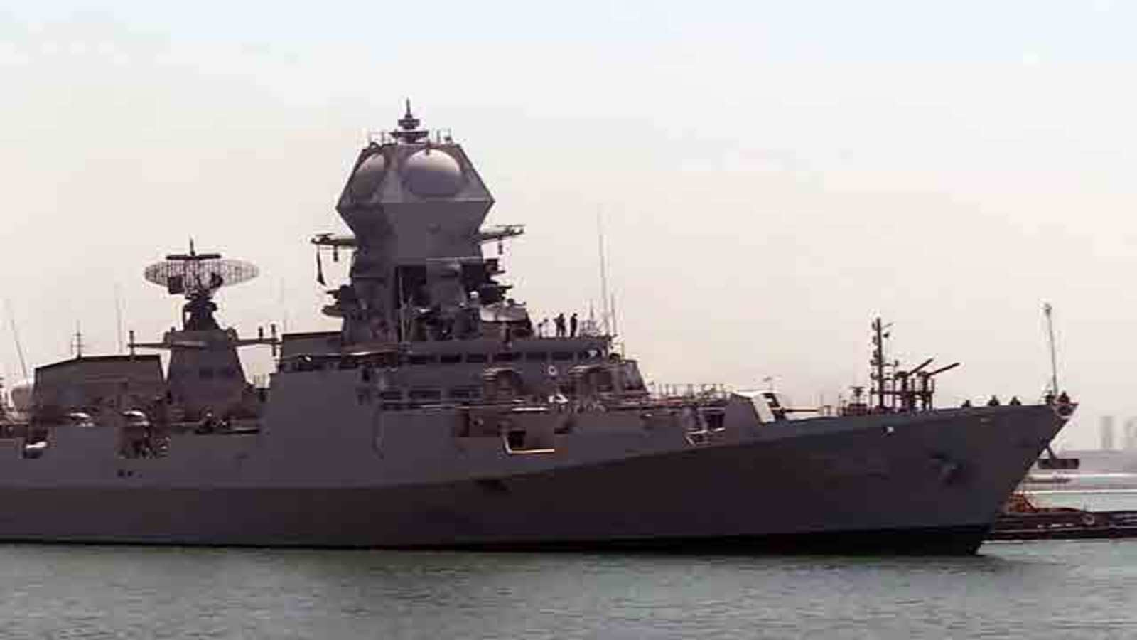 Cyclone Tauktae: Indian Navy Sends Ships To Rescue Two Barges With 410 Persons On Board