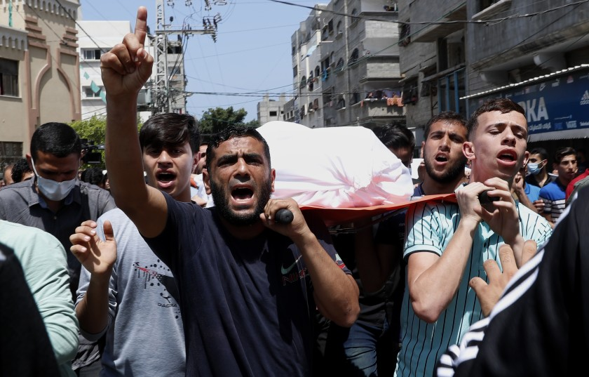 Israel Vows More Strikes As Violence Escalates And Deaths Rise