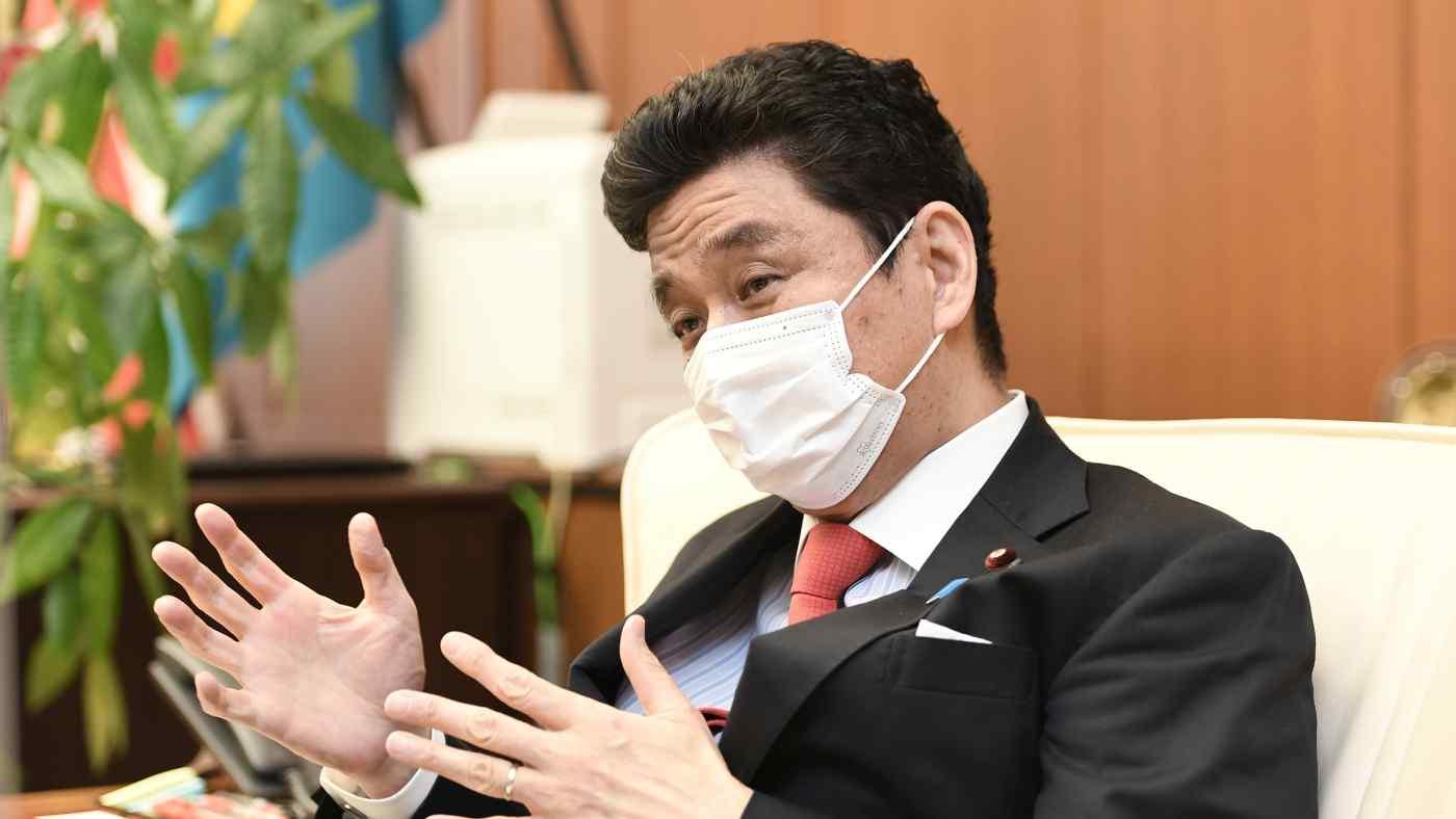 Japan To Scrap 1% GDP Cap On Defense Spending: Minister Kishi