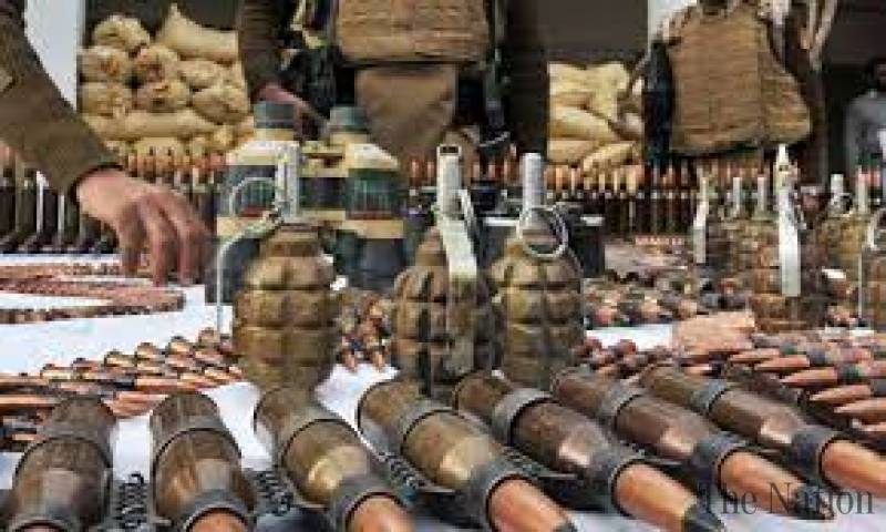 Indian Made Ammunition Seized In Balochistan: Reports