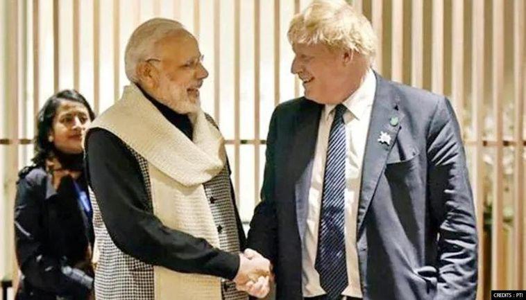 Boris Johnson Announces £1 Billion Trade & Investment Deal With India Ahead Of Summit