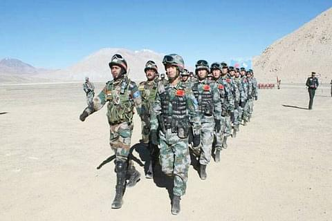 Chinese Army Deployed In Large Numbers Along Ladakh Front, Indian Forces Take Note